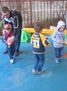 Egg and Spoon Race 1