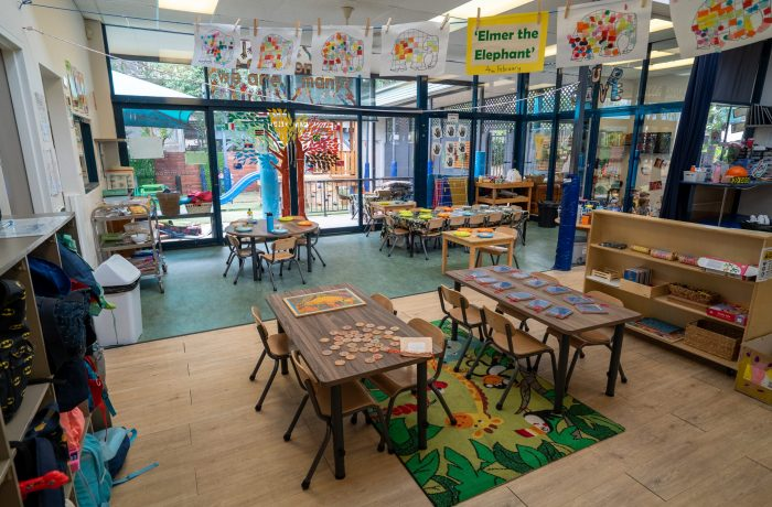Preschool Indoors