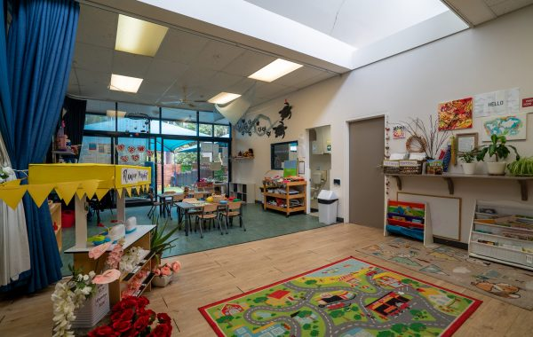 Toddlers Indoor Area